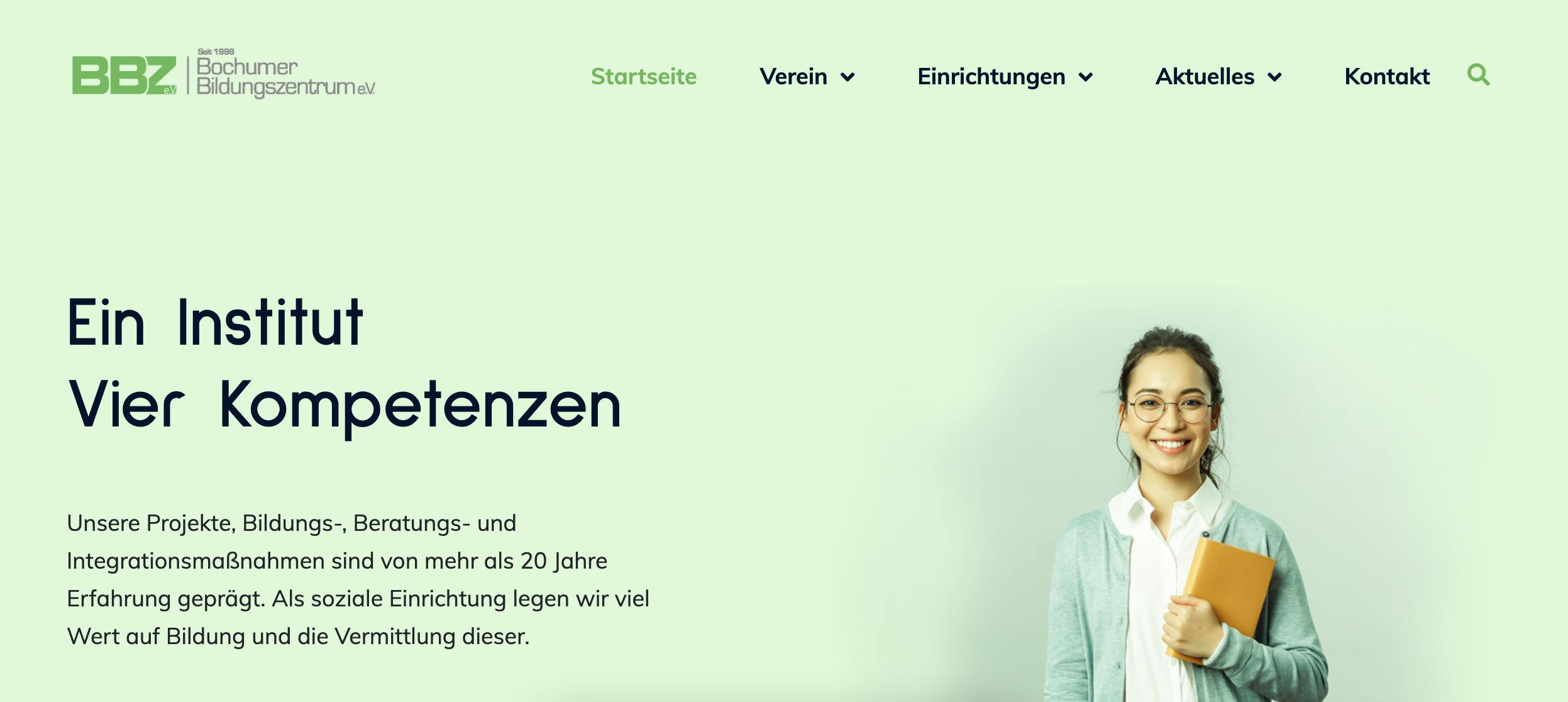 Neue Website // Launch