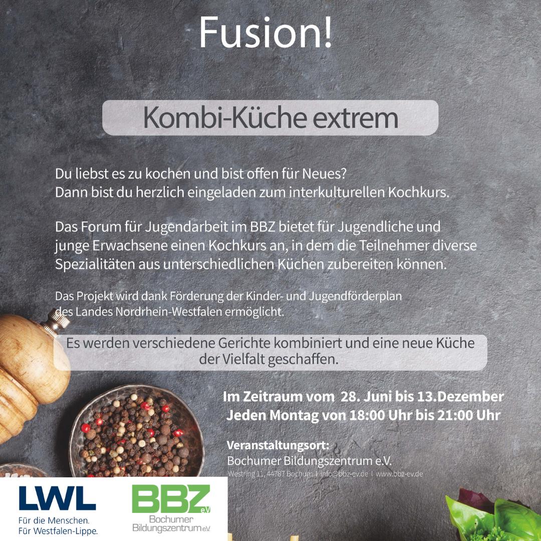 Fusion Kombi Küche